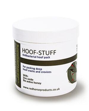 Hoof Stuff Jar