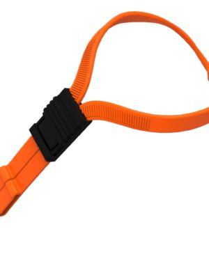 Orange Scoot Mud Strap