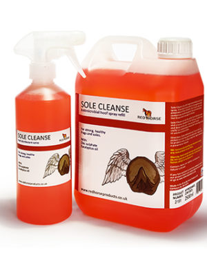 Redhorse Sole Cleanse 500ml and 2500ml