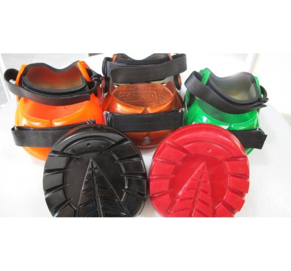 Renegade Viper Hoof Boots - 5 boots - one of each colour